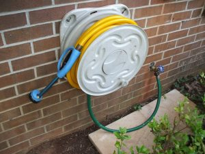 best retractable hose reel