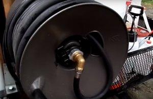 commercial hose reel
