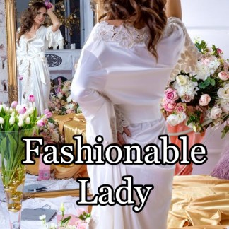 Fashionable Lady: Jewelry, Earrings, Scarves, Handmade Boutique Accessories