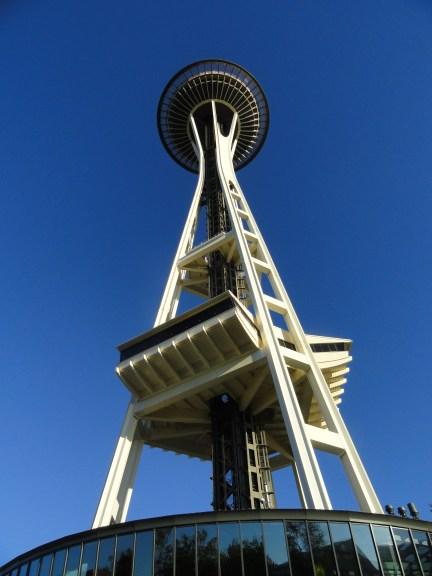 Space Needle, Seattle 1