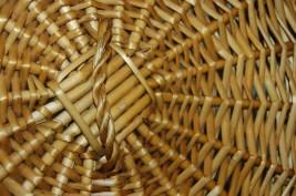 Woven Basket top