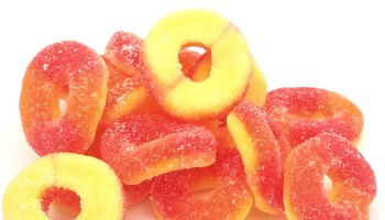 Stoner Patch THC Infused Sour Watermelon Gummies- Garden of