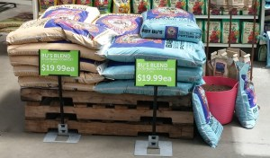 Biodynamic compost is now available at garden centers