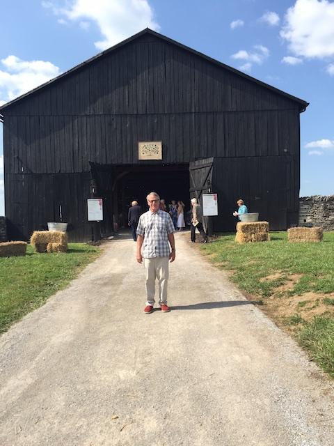 Bush, Shaker Village, barn 052816 (1)