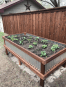 Build Your Own Corrugated Metal Raised Bed The Garden
