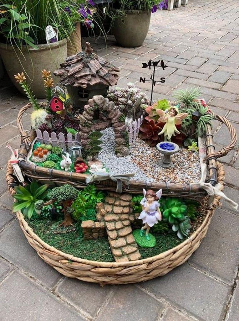 Whimsical Fairy Garden ideas | The garden! on Whimsical Backyard Ideas id=73793