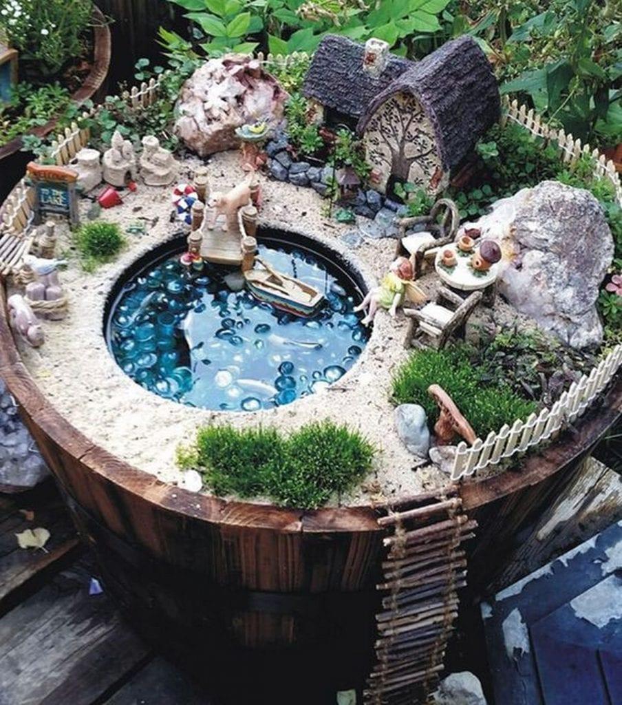 Whimsical Fairy Garden ideas | The garden! on Whimsical Backyard Ideas id=56352