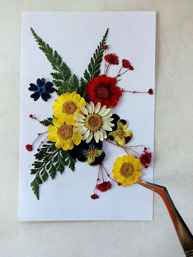 Excitingly Creative Ways In Preserving Flowers Gardening
