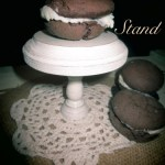 Party Wood Dessert Stands