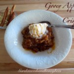 Gooey Apple Crisp