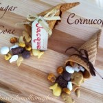 Sugar Cone Cornucopias