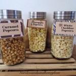 Jell-O  & Kool-Aid Popcorn