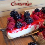 Country Berry Cheesecake