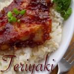 Teriyaki Baked Chicken