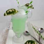 Lime Sherbet Sodas