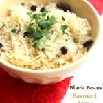 Black Bean Basmati Lime Rice