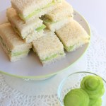 Tea Cucumber Sandwiches
