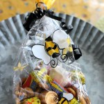 Bee Candy Stuffed Treat Bags
