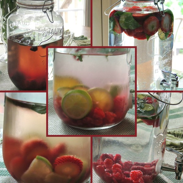 fruit water