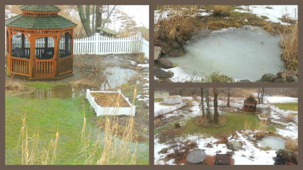 feb thaw collage