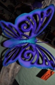 julie butterfly