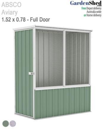 Absco Aviary Full Door