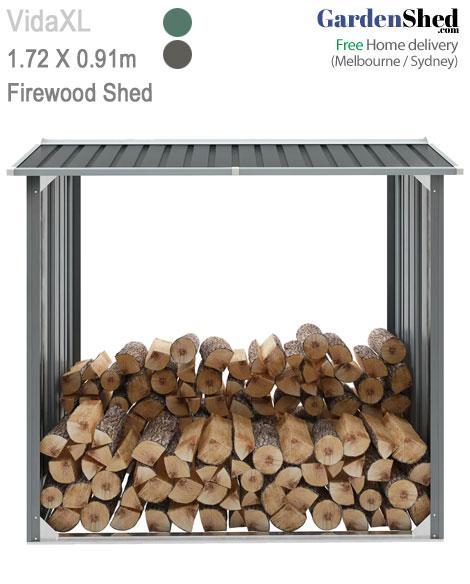 Firewood Shed 172 x 091
