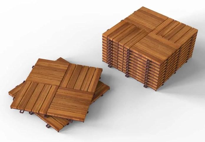 Acacia Hardwood Flooring Tiles:Lifestyle and Modern Trend