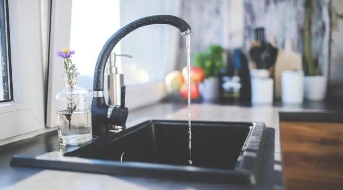 Kitchen Sink Faucet Feature