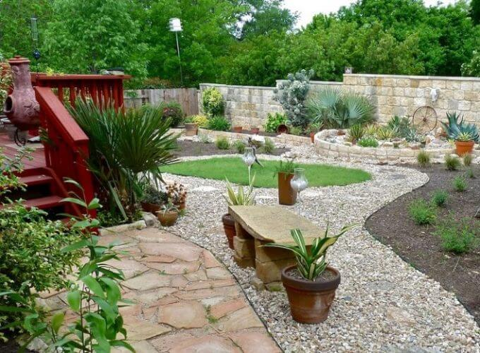 Xeriscaping Requires Less Water and Maintenance