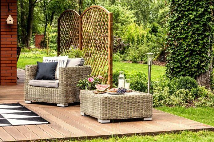 Outdoor Carpet in your Garden