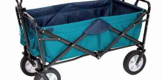 Best Outdoor Utility Folding Wagon for 2019