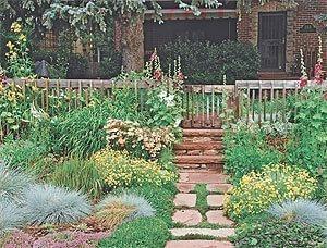 garden paths straight
