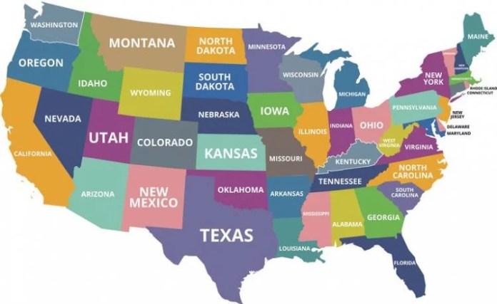 U.S. State Nicknames
