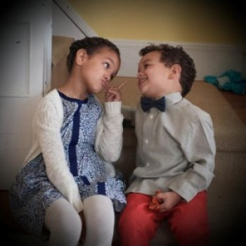 Gracen and Jude, reminiscent of Stephanie and Christopher