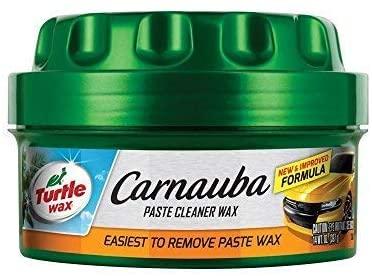 turtle wax carnauba car wax