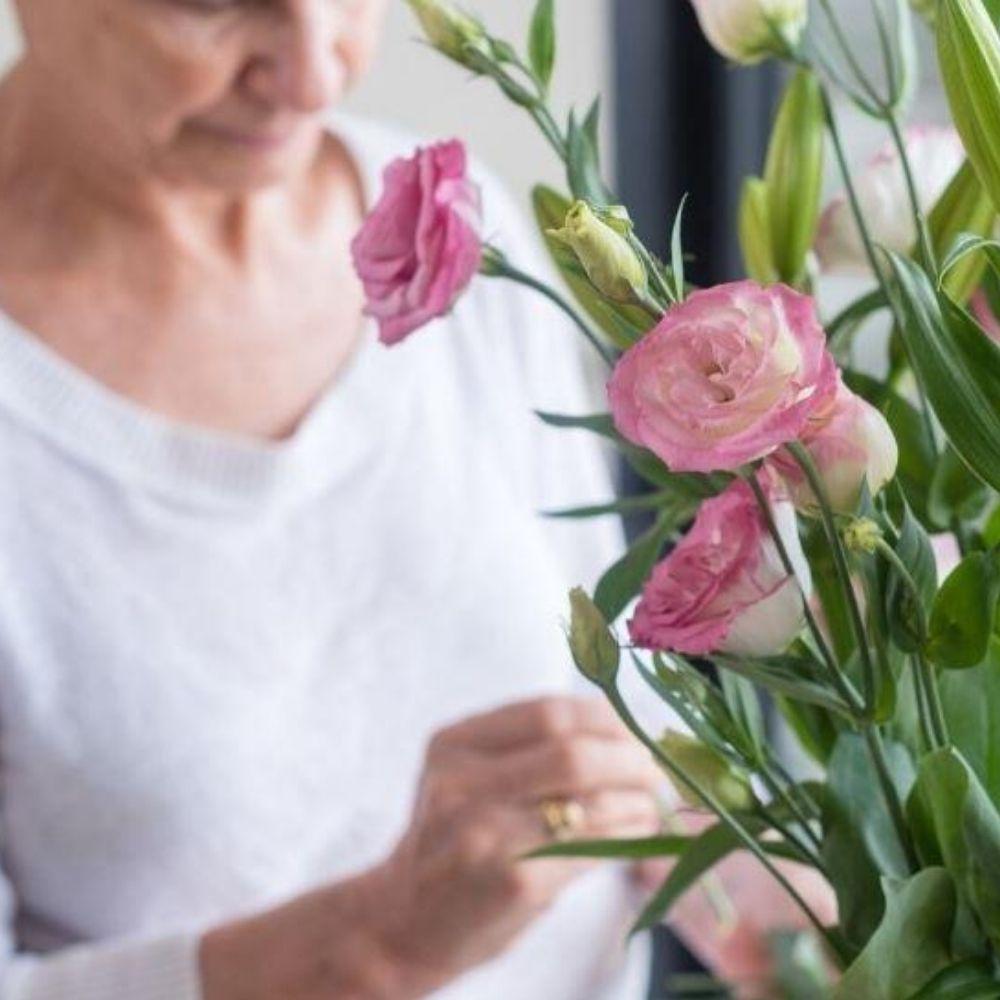 flower preserving