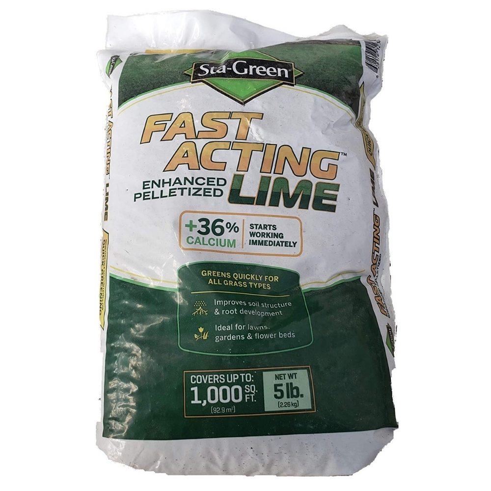 Sta-Green Fast-Acting Lime