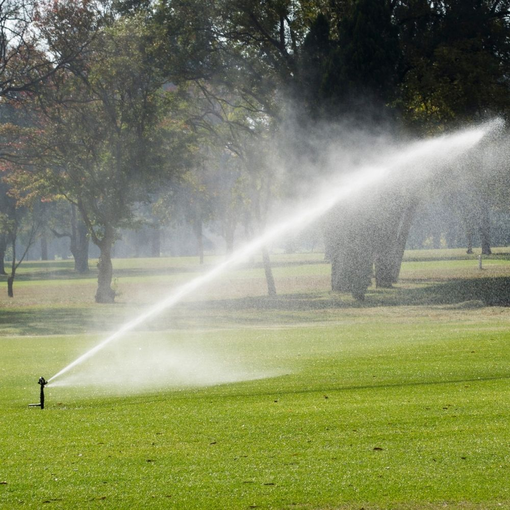 Installing A Motion-Activated Sprinkler