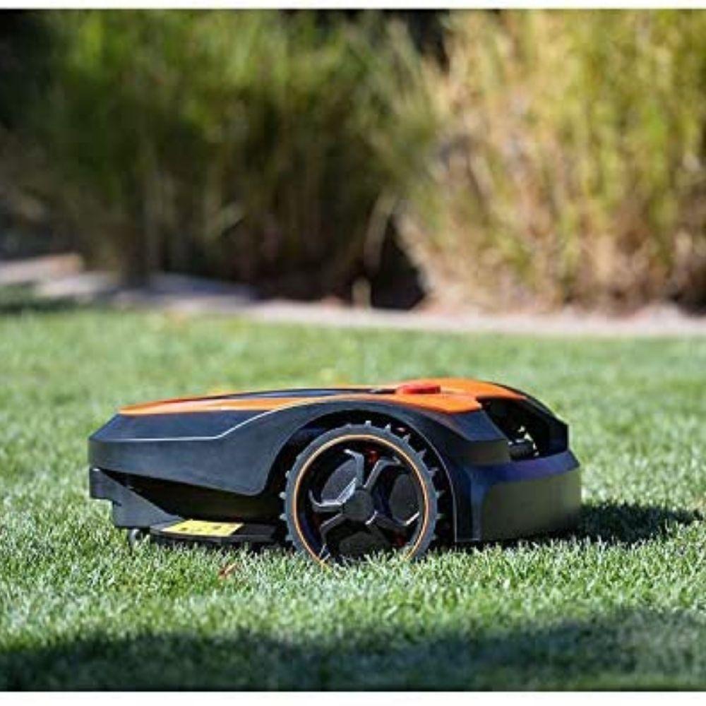 Mower MowRo Robot Lawn