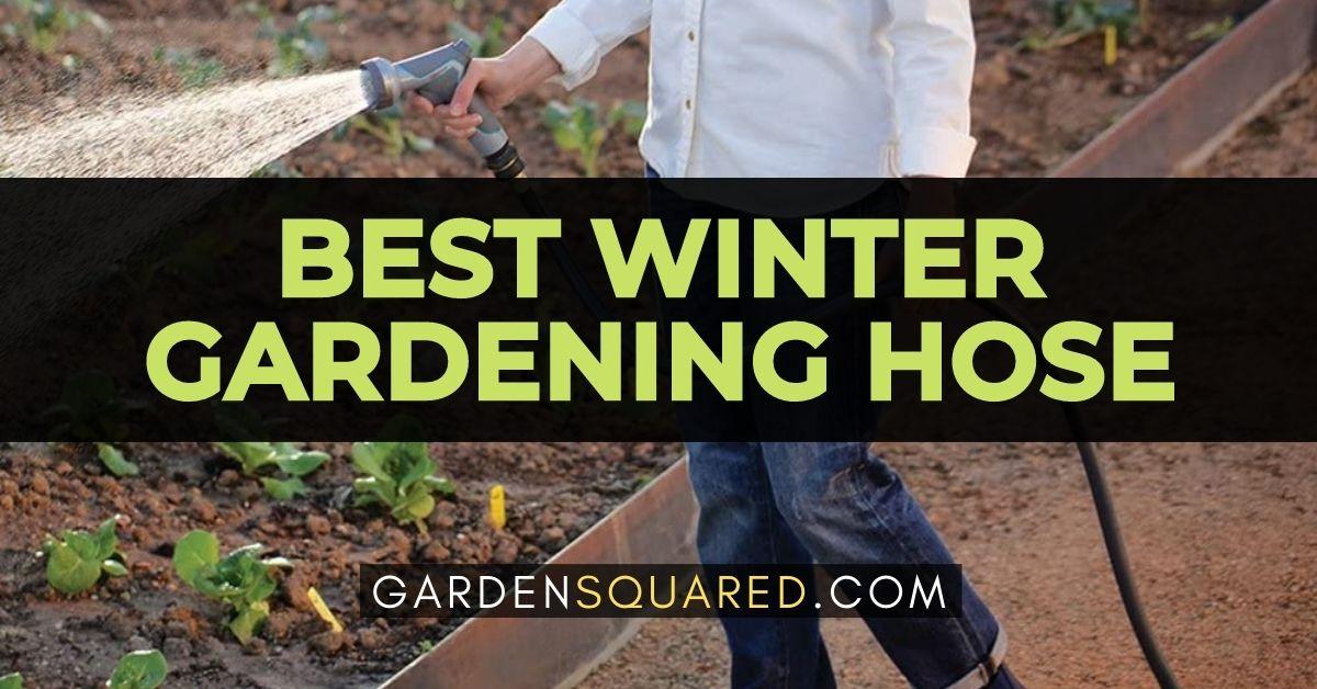 Best Winter Garden Hose
