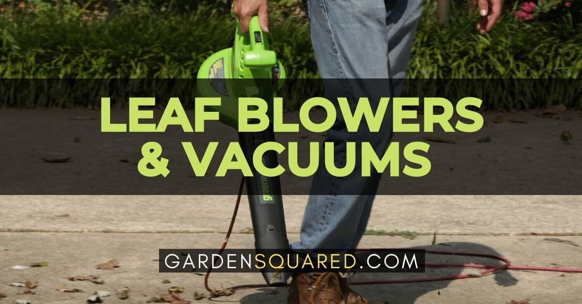 Best Leaf Blower Vacuum For Lawn