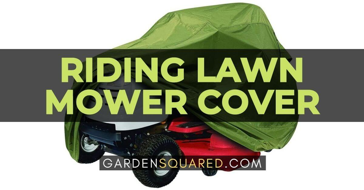Best Riding Lawn Mower Cover