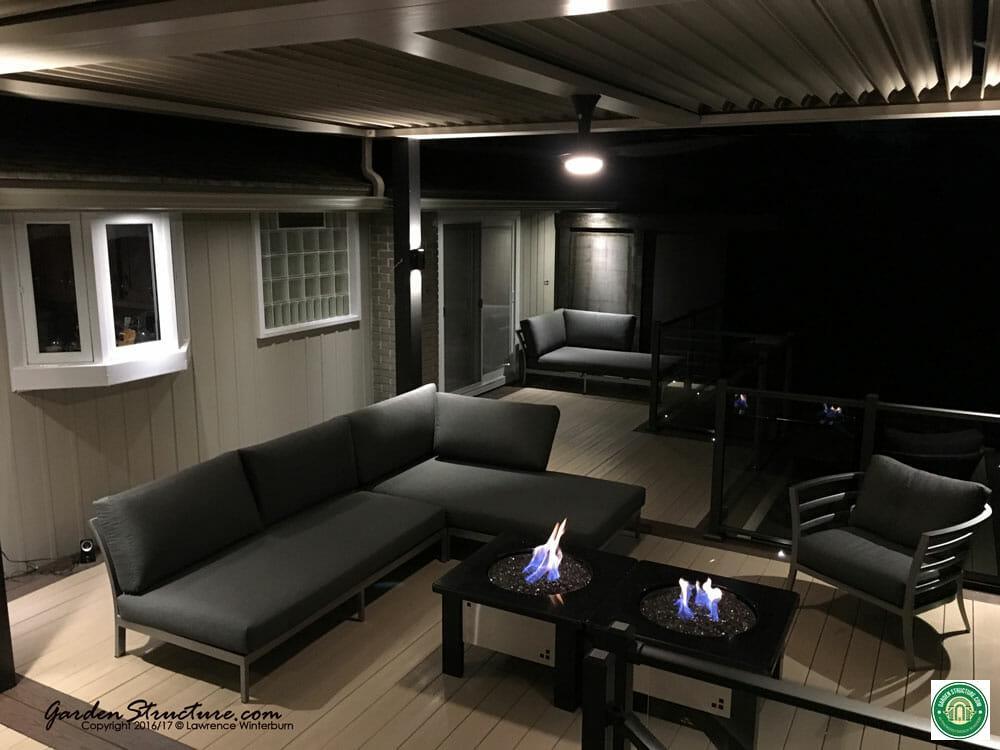 A Luxury Deck in Oakville