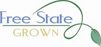 Free State Grown Logo