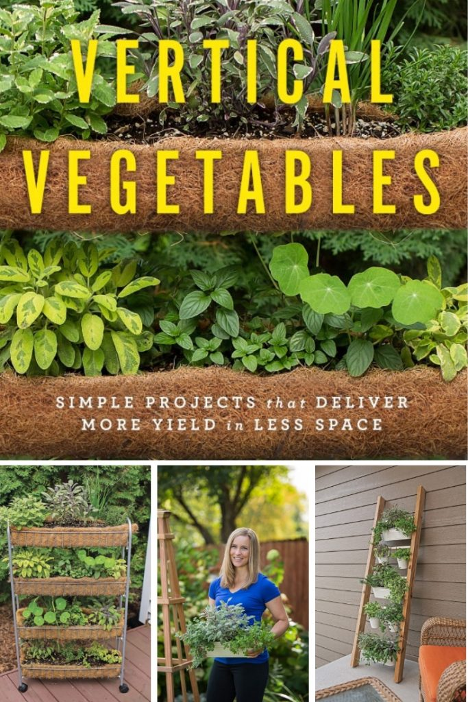 Clever Vertical Herb Gardens That Will Grow A Lot Of Herbs In A Small Space Garden Therapy