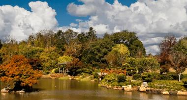Japanese Gardens, Toowoomba