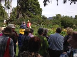 Free talks Lanyon plant fair