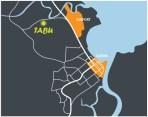 Tabu B&B location