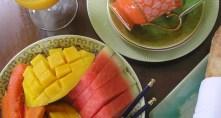 Tabu's delicious fresh breakfasts